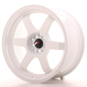 JR Wheels JR12 18x9 ET25 5x114/120 White