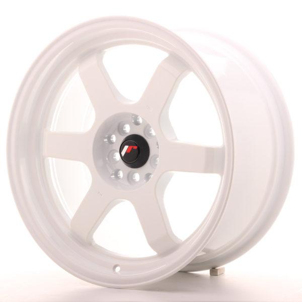 JR Wheels JR12 18x9 ET25 5x114/120 White