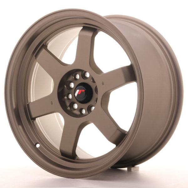 JR Wheels JR12 18x9 ET30 5x100/120 Matt Bronze