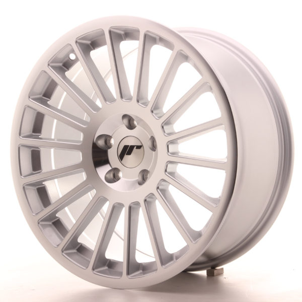JR Wheels JR16 18x8,5 ET35 5x120 Silver Machined Face