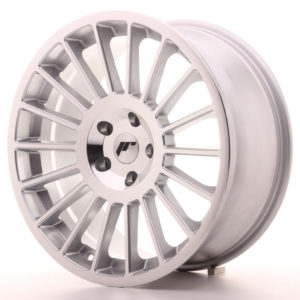 JR Wheels JR16 19x8,5 ET35 5x114,3 Silver Machined Face
