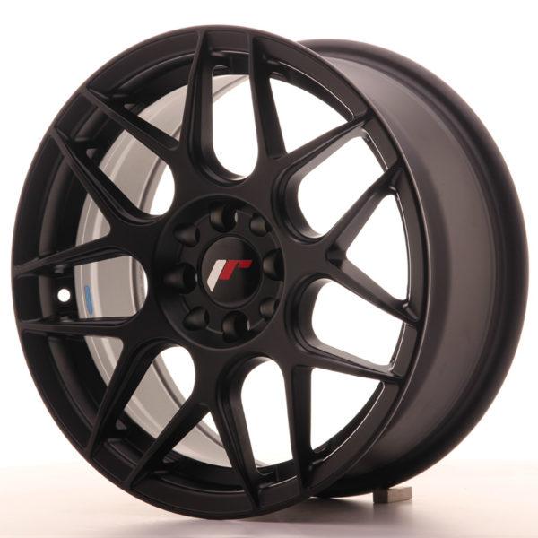 JR Wheels JR18 16x7 ET35 4x100/114,3 Matt Black