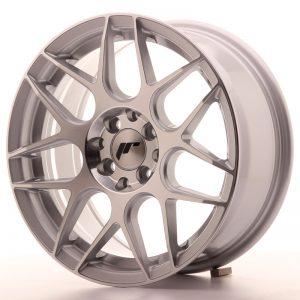 JR Wheels JR18 16x7 ET35 4x100/114,3 Silver Machined Face