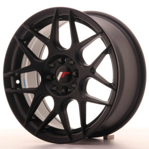 JR Wheels JR18 16x7 ET25 4x100/108 Matt Black