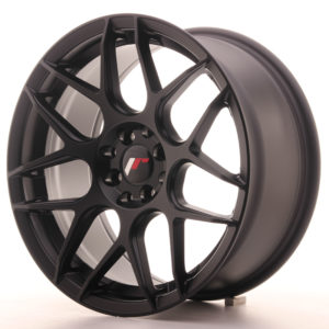 JR Wheels JR18 17x8 ET35 5x100/114 Matt Black