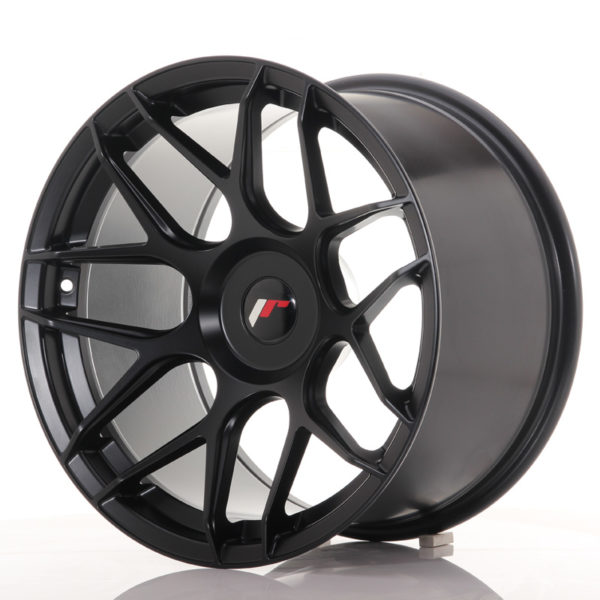 JR Wheels JR18 18x10,5 ET0-25 BLANK Matt Black