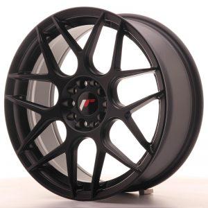 JR Wheels JR18 18x7,5 ET40 5x112/114 Matt Black