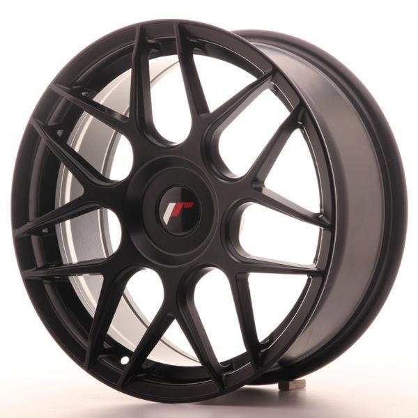 JR Wheels JR18 18x7,5 ET25-40 BLANK Matt Black