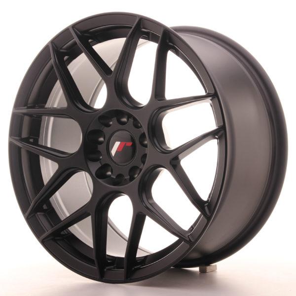 JR Wheels JR18 18x8,5 ET25 5x114/120 Matt Black