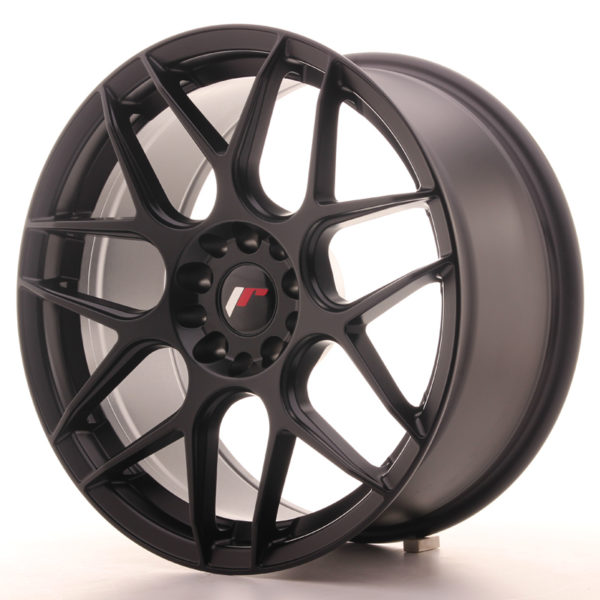 JR Wheels JR18 18x8,5 ET40 5x112/114 Matt Black