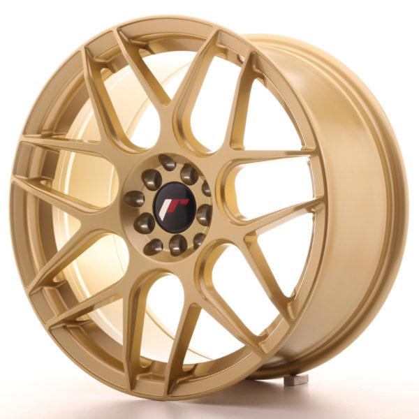 JR Wheels JR18 18x8,5 ET40 5x112/114 Gold