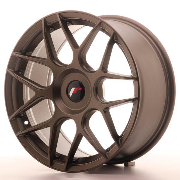 JR Wheels JR18 18x8,5 ET35-45 BLANK Matt Bronze