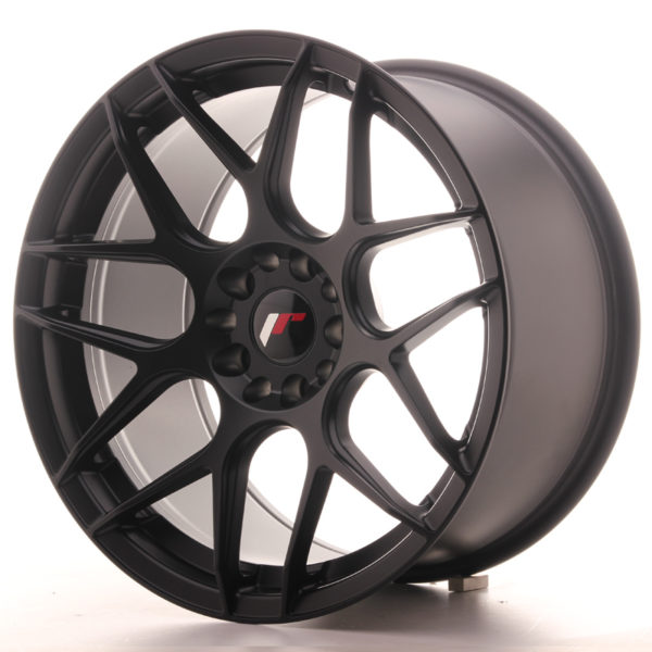 JR Wheels JR18 18x9,5 ET35 5x100/120 Matt Black