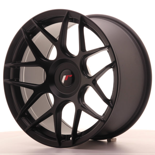 JR Wheels JR18 18x9,5 ET20-40 BLANK Matt Black