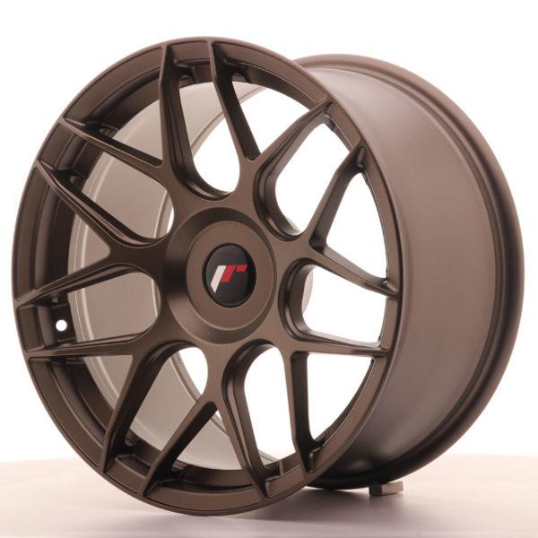 JR Wheels JR18 18x9,5 ET20-40 BLANK Matt Bronze