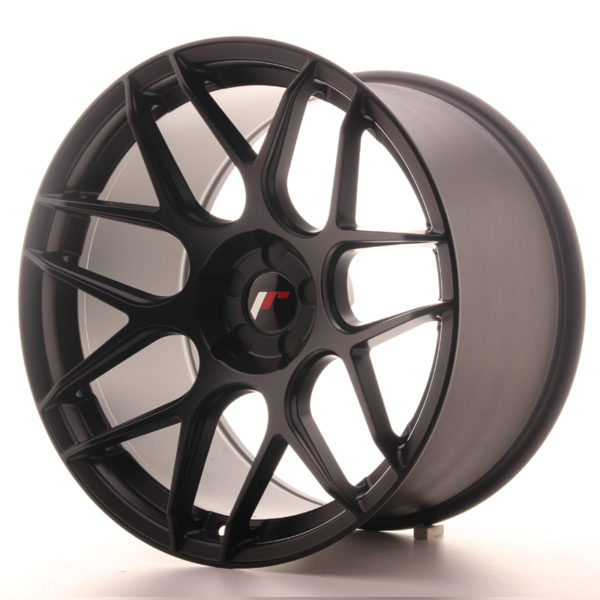 JR Wheels JR18 19x11 ET15-30 5H BLANK Matt Black