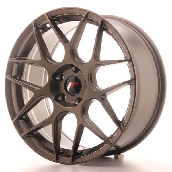 JR Wheels JR18 19x8,5 ET35 5x120 Matt Bronze