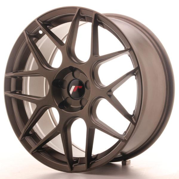 JR Wheels JR18 19x8,5 ET20-42 5H BLANK Matt Bronze