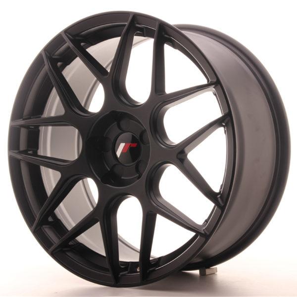 JR Wheels JR18 19x8,5 ET35-42 5H BLANK Matt Black