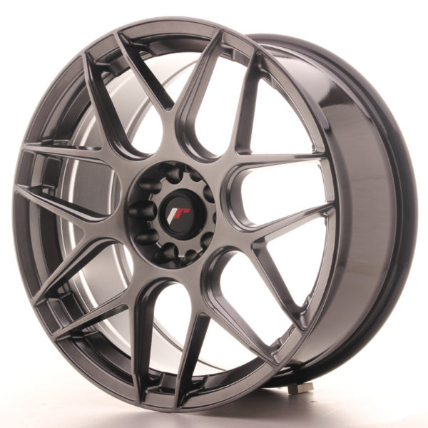 JR Wheels JR18 19x8,5 ET20 5x114/120 Hyper Black