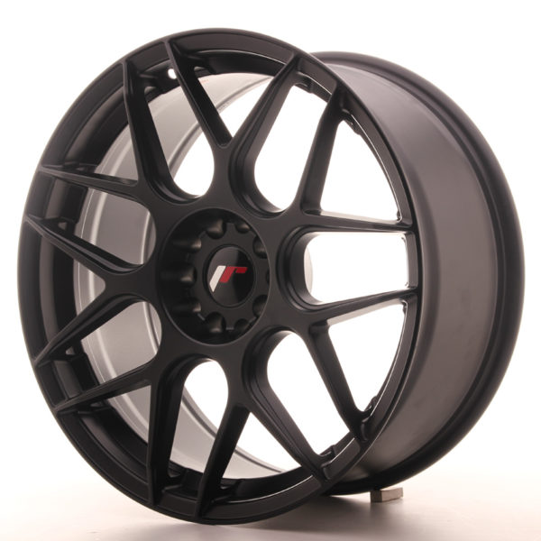 JR Wheels JR18 19x8,5 ET40 5x112/114,3 Matt Black