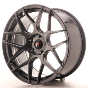 JR Wheels JR18 19x9,5 ET22 5x120 Hyper Black
