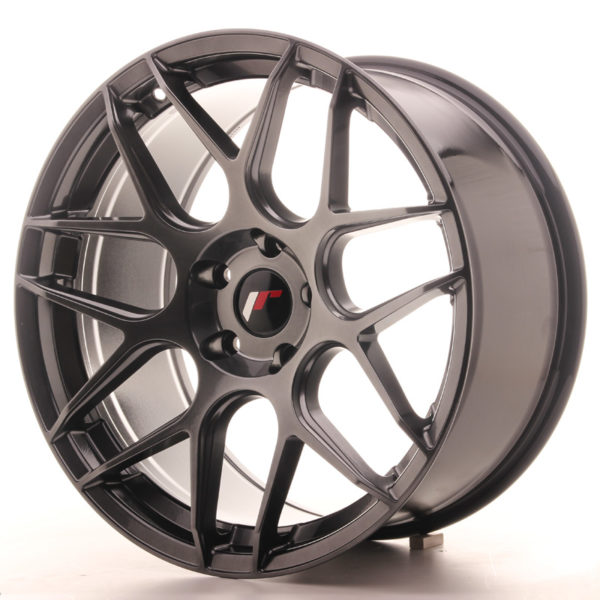 JR Wheels JR18 19x9,5 ET22 5x120 Hyper Black