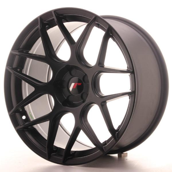 JR Wheels JR18 19x9,5 ET22-35 5H BLANK Matt Black