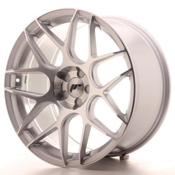 JR Wheels JR18 19x9,5 ET35 5H BLANK Silver Machined Face
