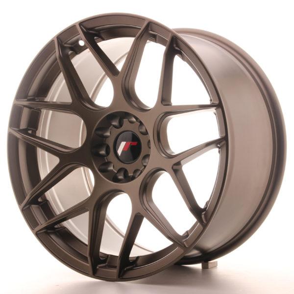 JR Wheels JR18 19x9,5 ET35 5x112/114,3 Matt Bronze