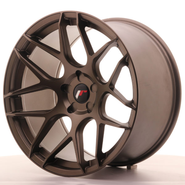 JR Wheels JR18 20x11 ET20-32 5H BLANK Matt Bronze