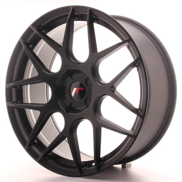 JR Wheels JR18 20x8,5 ET20-40 5H BLANK Matt Black