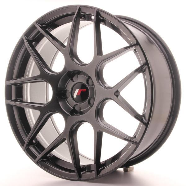 JR Wheels JR18 20x8,5 ET35-40 5H BLANK Hyper Black