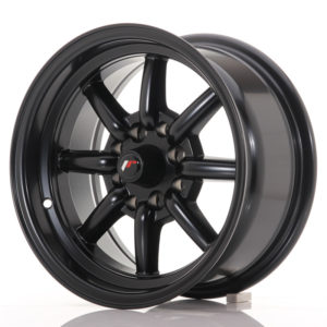 JR Wheels JR19 14x7 ET0 4x100/114 Matt Black