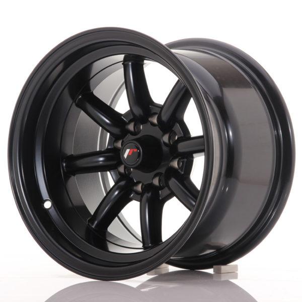 JR Wheels JR19 14x9 ET-25 4x100/114 Matt Black