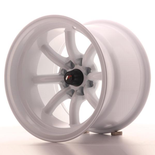 JR Wheels JR19 15x10,5 ET-32 4x100/114 White
