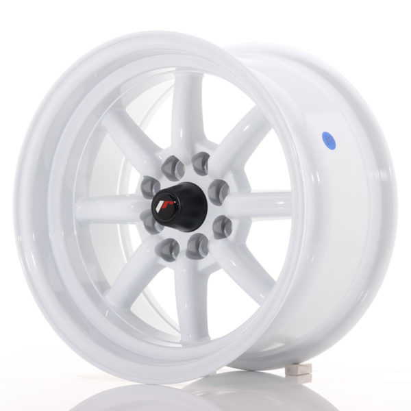 JR Wheels JR19 15x8 ET0 4x100/114 White