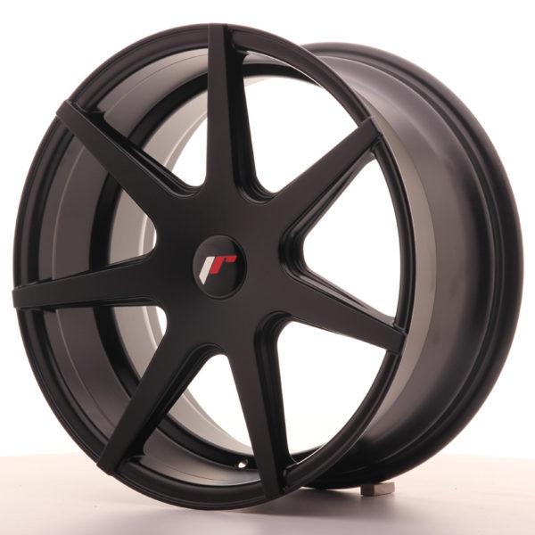 JR Wheels JR20 18x8,5 ET25-40 BLANK Matt Black