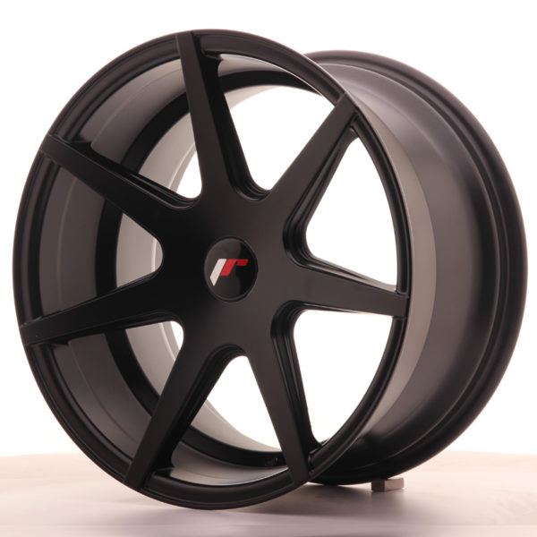 JR Wheels JR20 18x9,5 ET20-40 BLANK Matt Black