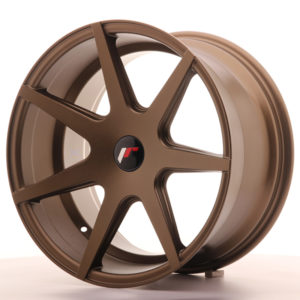 JR Wheels JR20 18x9,5 ET20-40 BLANK Matt Bronze