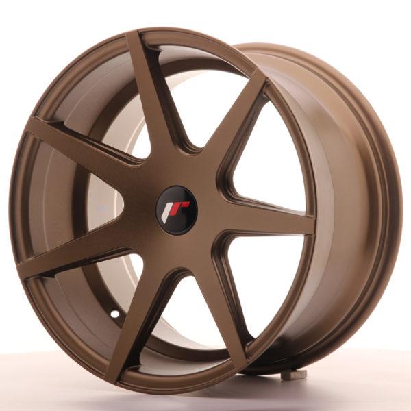 JR Wheels JR20 18x9,5 ET20-40 BLANK Matt Bronze