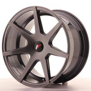 JR Wheels JR20 18x9,5 ET40 BLANK Hyper Black