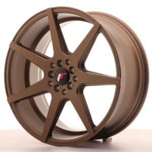 JR Wheels JR20 19x8,5 ET20 5x114/120 Matt Bronze