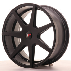 JR Wheels JR20 19x8,5 ET20-40 BLANK Matt Black