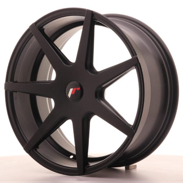 JR Wheels JR20 19x8,5 ET20-40 BLANK Matt Black