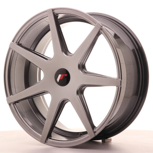 JR Wheels JR20 19x8,5 ET20-40 BLANK Hyper Black