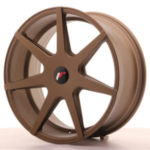 JR Wheels JR20 19x8,5 ET20-40 BLANK Matt Bronze