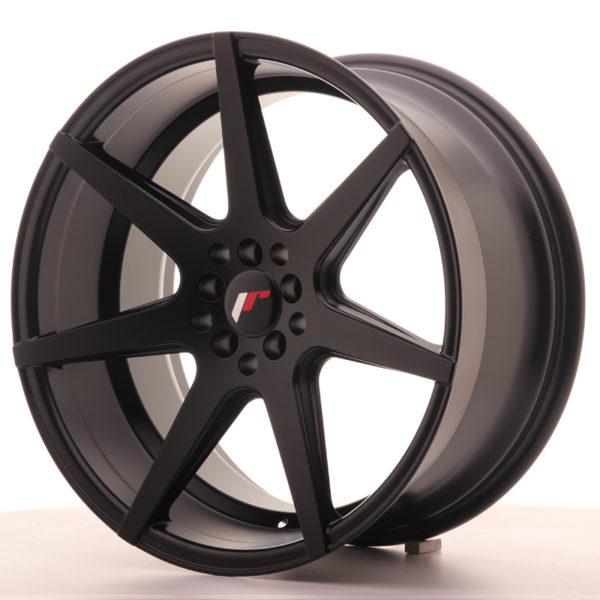 JR Wheels JR20 19x9,5 ET40 5x112/114 Matt Black