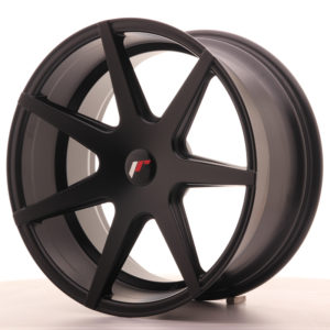 JR Wheels JR20 19x9,5 ET20-40 BLANK Matt Black