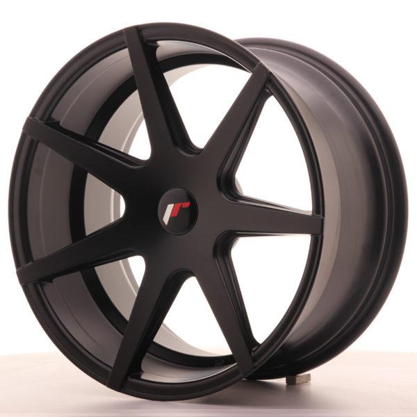 JR Wheels JR20 19x9,5 ET20-40 BLANK Matt Black